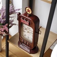 빈티지 주유기 시계(2color)_(1240275)