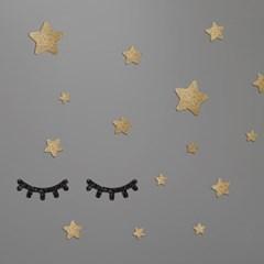 리틀리 별&슬리피아이즈 포인트스티커
