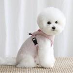 bebe custom harness.02(pink)
