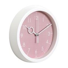 무소음카나벽시계240_핑크