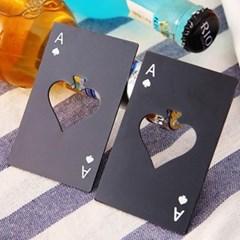 카드형 심플오프너1개(랜덤)