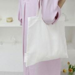 무지 린넨 에코백 / white