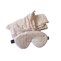 cn_sleep mask towel set _yuyu