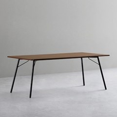 [데스커]DSBD919 6인 테이블 레트로에디션(1900*900)_(697852)