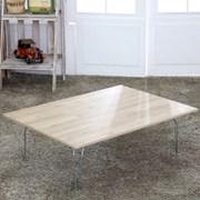 심플모던 프린 접이식 테이블