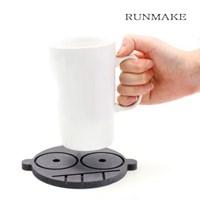 (명품 코스터 한정특가) 페이스 컵받침대 홀더 35종