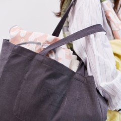 [율그란] 기저귀가방 에코백 베이지