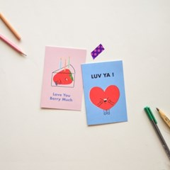 Jam Birthday Card Ver.2