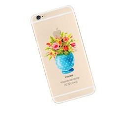 Vase of Flower (JF-027A) Jelly Case