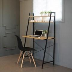 H형 사다리 조립식 철제 코너 컴퓨터 사무용 책상 체어