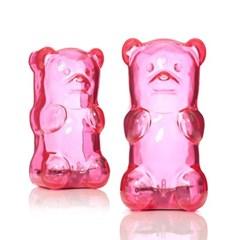 구미베어 LED 무드등/수유등 -핑크