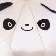 [일본] 팬더 우산 키즈우산 50CM-4573368750222