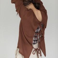 2-way strap cardigan