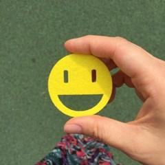 smile topper (양면 스마일 토퍼)