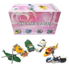 파워 변신 로봇 박스세트