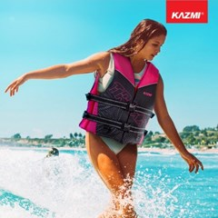카즈미 트랙스 Z1 구명조끼 K8T3A005 / 아동구명조끼 물놀이용품