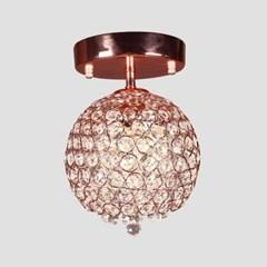 LED 크리스탈 헤즐넛 직부등
