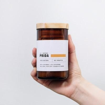 [프리다밀랍초]비염에 좋은 사각목 밀랍초