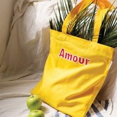 Amour bag (yellow)