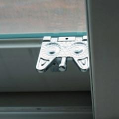 빠띠라인 창문 빗장걸이 OK락 부엉이타입