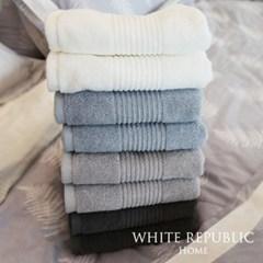 Hotel Cotton Hand Towel White_(824962)