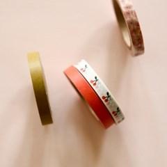 Masking tape slim 2p - 05 Cherry