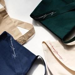 [워터팩토리] lettering bag (8색/리본)