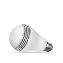 LED 블루투스 스피커 전구 무드등, 플레이벌브 컬러