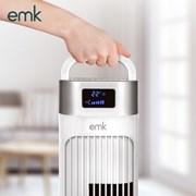 emk 공간절약 리모콘 타워팬 선풍기 ETF-K3607