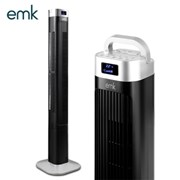 emk 공간절약 키높이 리모콘 타워팬 선풍기 ETF-G5607