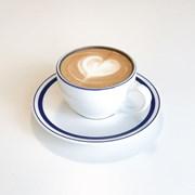 도자기 커피잔 세트 카페 라떼잔