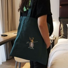Green Pocket Bag