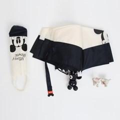 [더로라] 캐릭터 자동우산-디즈니 미키마우스 우산 E816