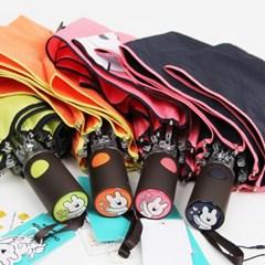 [더로라] 캐릭터 자동우산-오버액션토끼 우산 E815