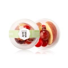 신선한 비타민 충전 하루컵과일MIX 150g*5개