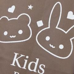 까사마루 논지퍼식 옷커버 3P (키즈)