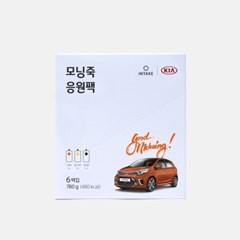 [한정수량] 모닝죽x기아 모닝에디션(130gx6팩)