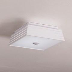 포스 LED 15W 현관 센서등_(1256420)