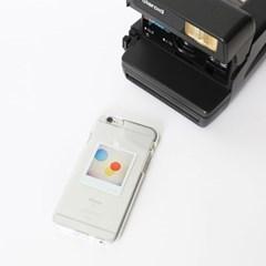 Polaroid Photo 젤리 케이스