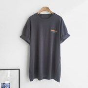 Wanderer loose T-Shirt (2-color)