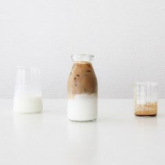 cafe series - bottle A