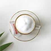 골드림 유리 커피잔 세트 카페 라떼잔