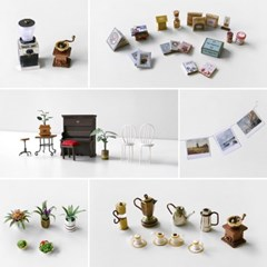 SIMON'S COFFEE 미니어처 DIY 패키지(공식정품)