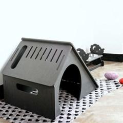 런메이크 명품 모던 애견하우스 - 강아지집 개 고양이