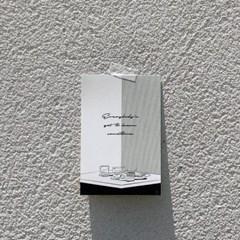 서울민 BRUNCH postcard set