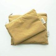 line and line pouch LARGE YELLOW