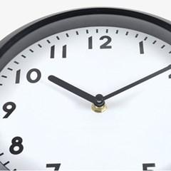 TT 모디바 모던벽시계 매트블랙_(632441)