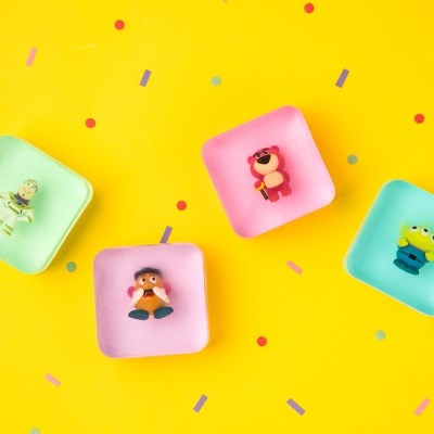 [Disney] 미니 피규어 비누 - 토이스토리 (5 options)
