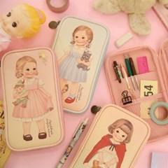 paper doll matemulti pen pouch ver.4_Alice