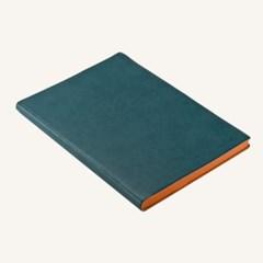 시그니처 그리드 노트북 (A5. Green)